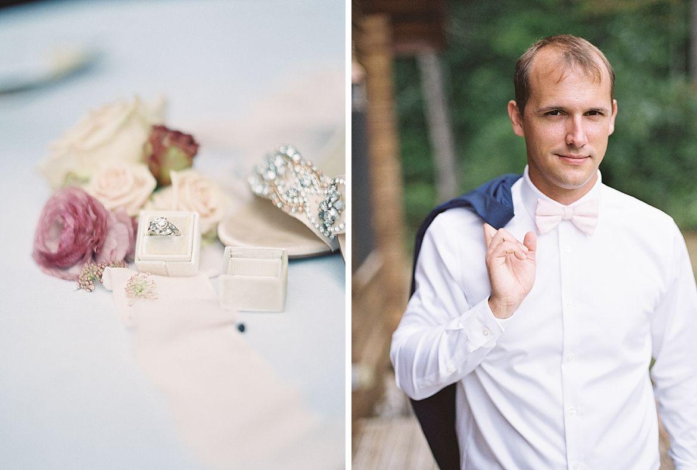Smoky Mountains Wedding Inspiration