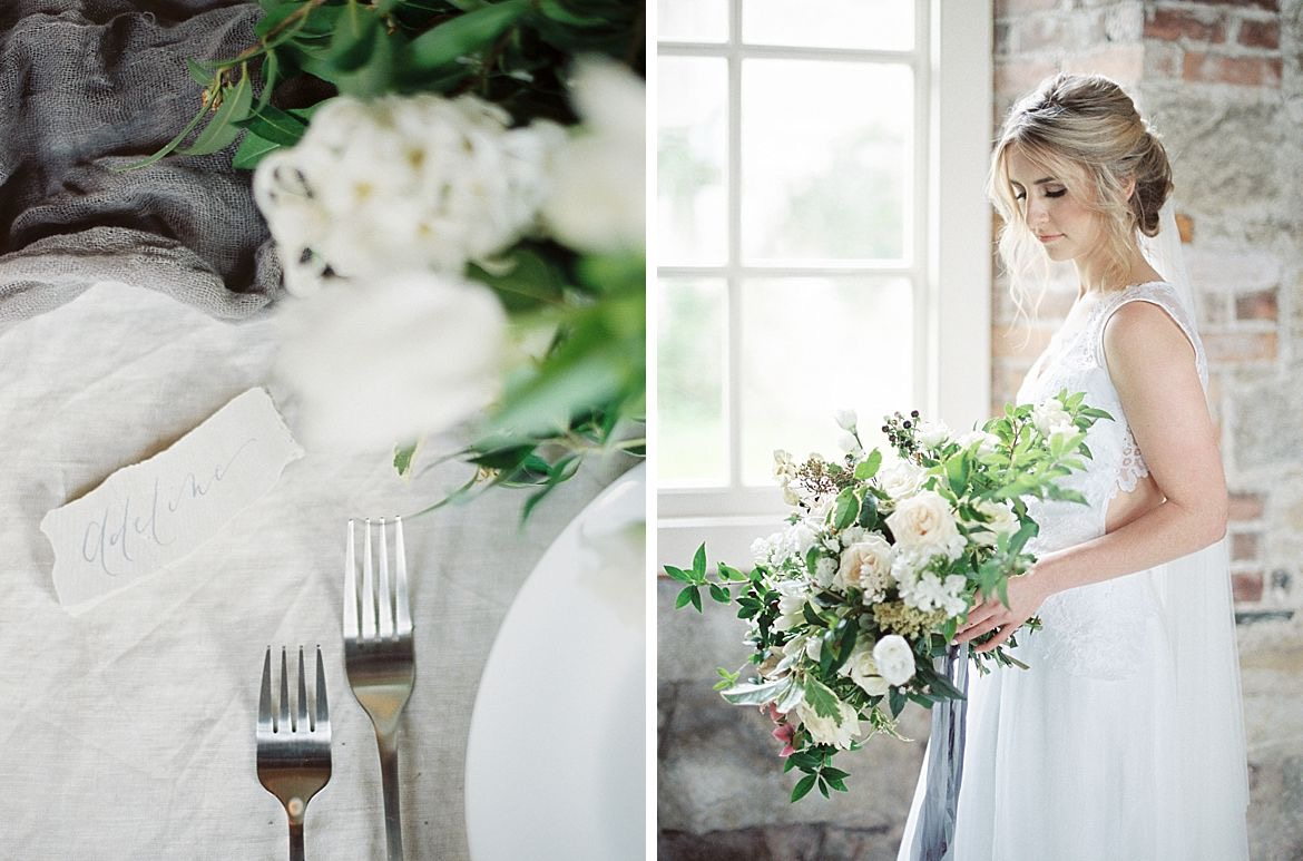 Ireland Castle Wedding Inspiration
