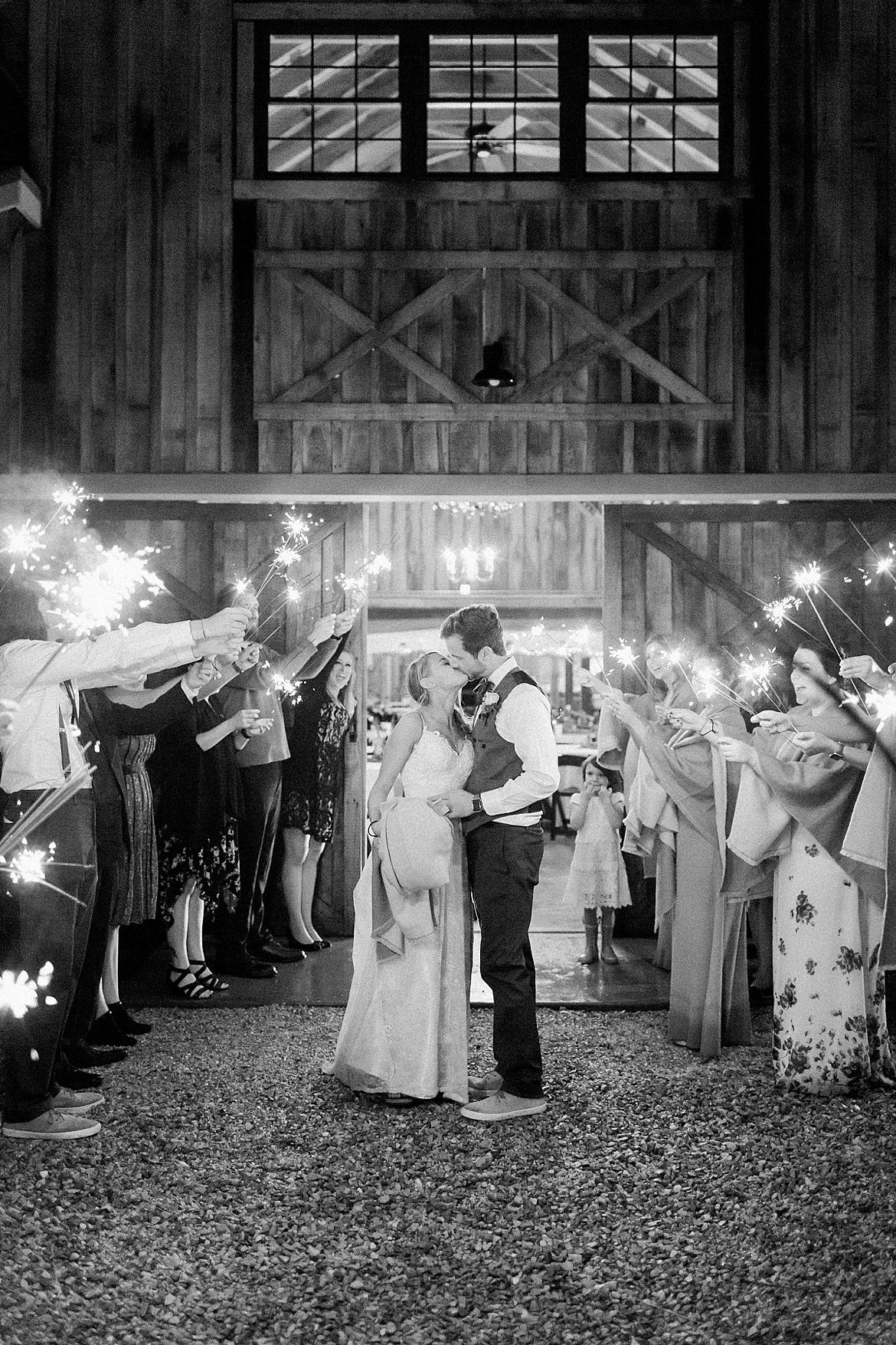 Outdoor Barn Wedding Inspiration