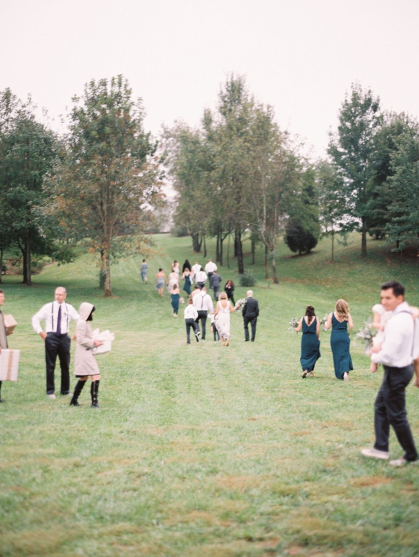 Classic Farm Wedding
