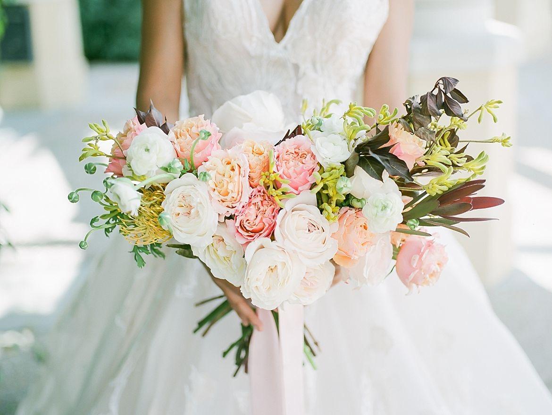Floral Florida Bridal Inspiration