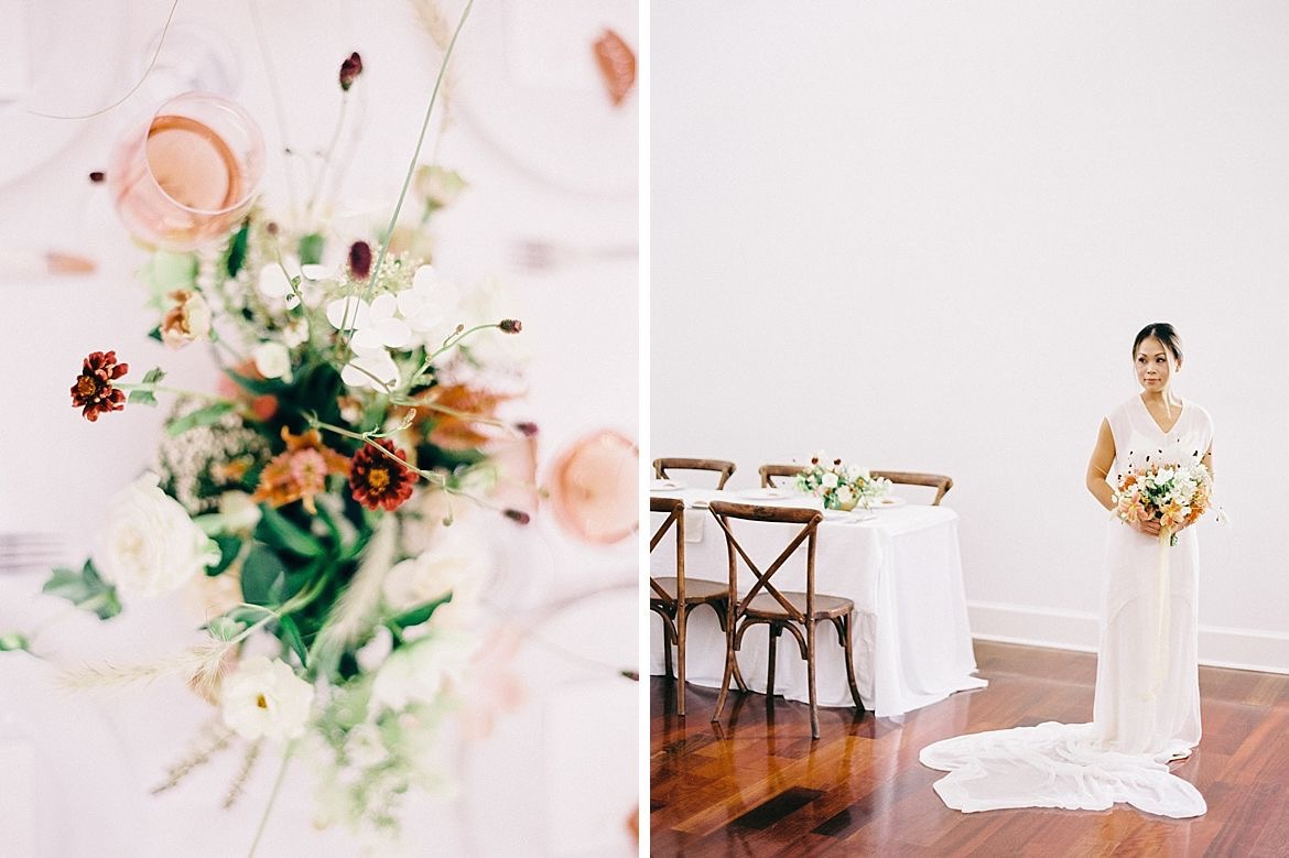 Organic Earthy Wedding Inspiration