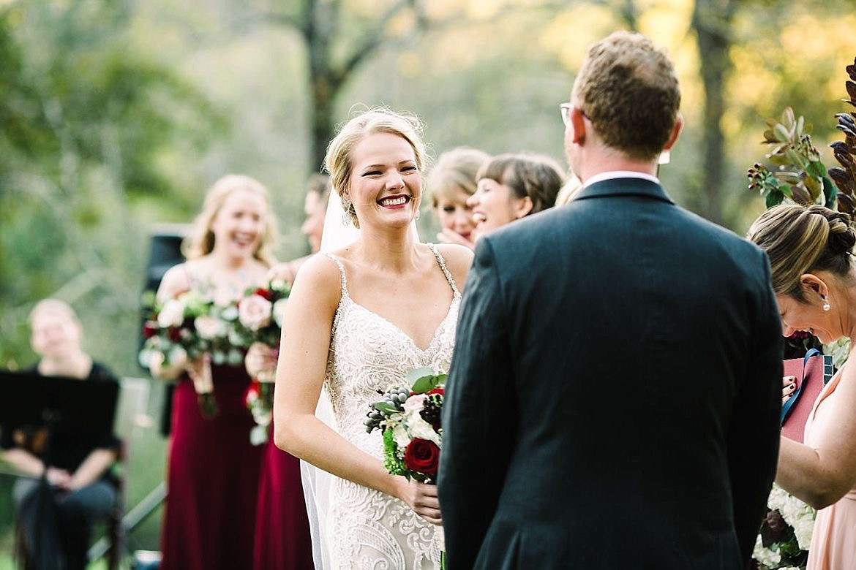 Outdoor Tennessee Wedding Ideas