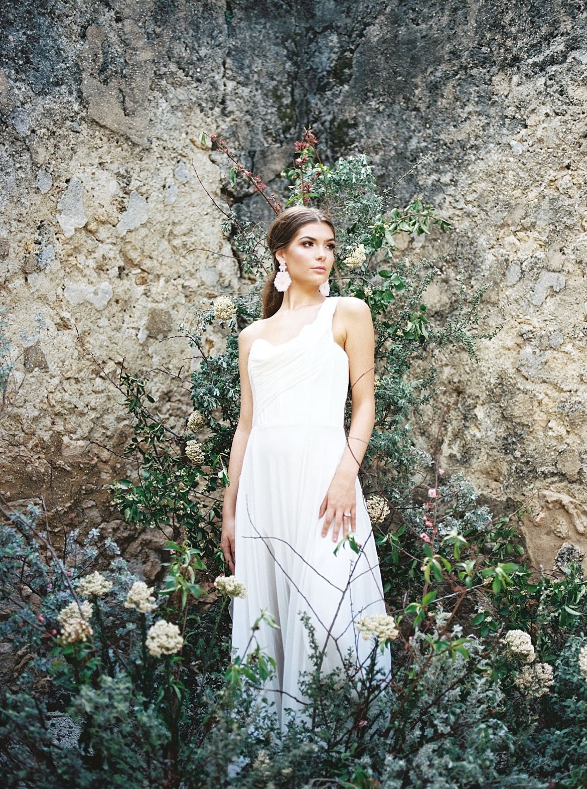 Romantic Bridal Session Inspiration