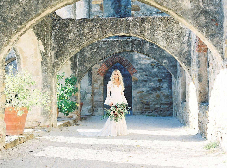 Film Bridal Session