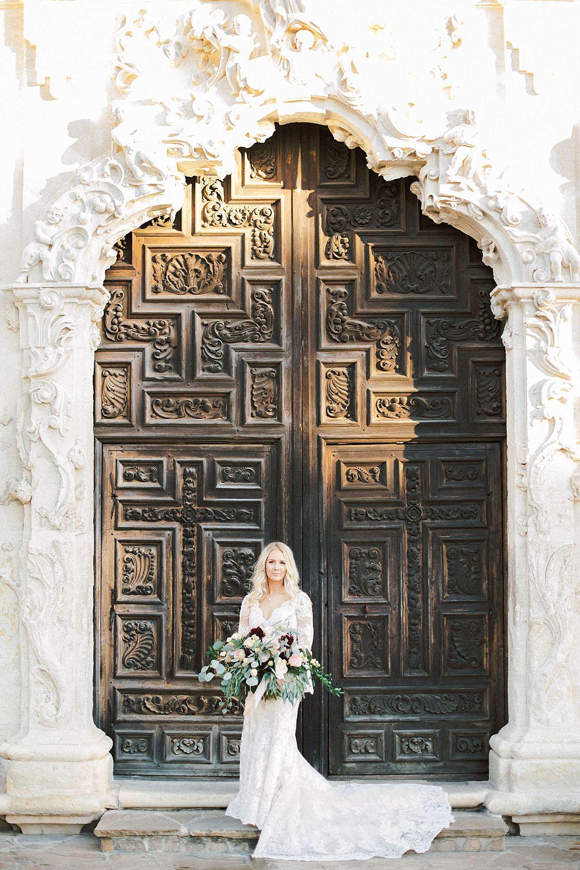 San Antonio Bridal Session