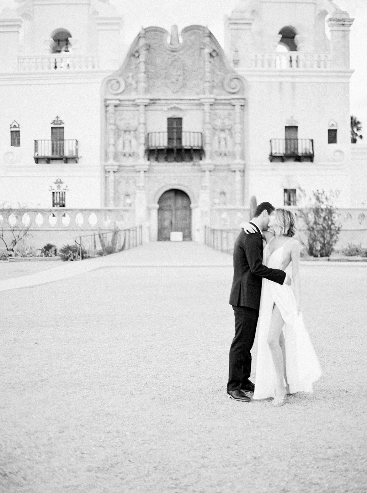 Spanish Mission Couples Session