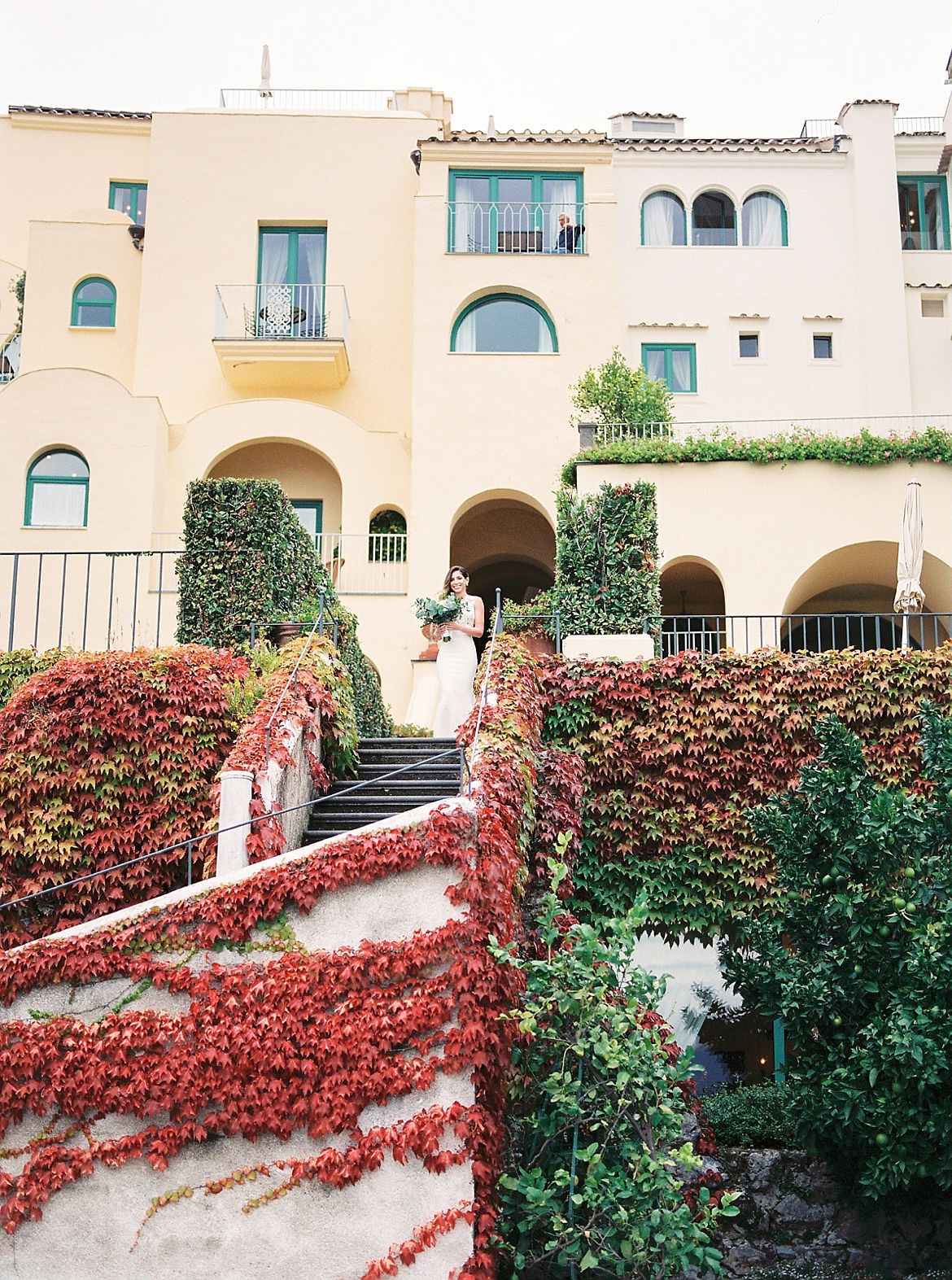 Italy Elopement Inspiration