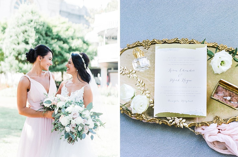 Navy Wedding Inspiration