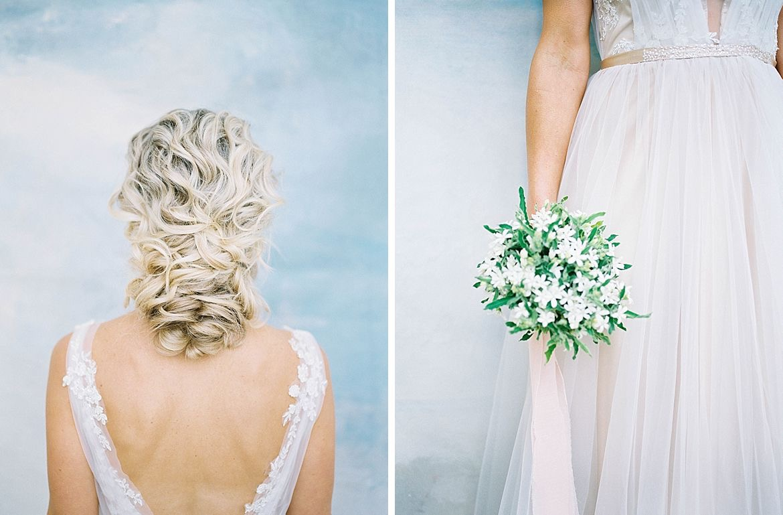 Flower Bridal Session