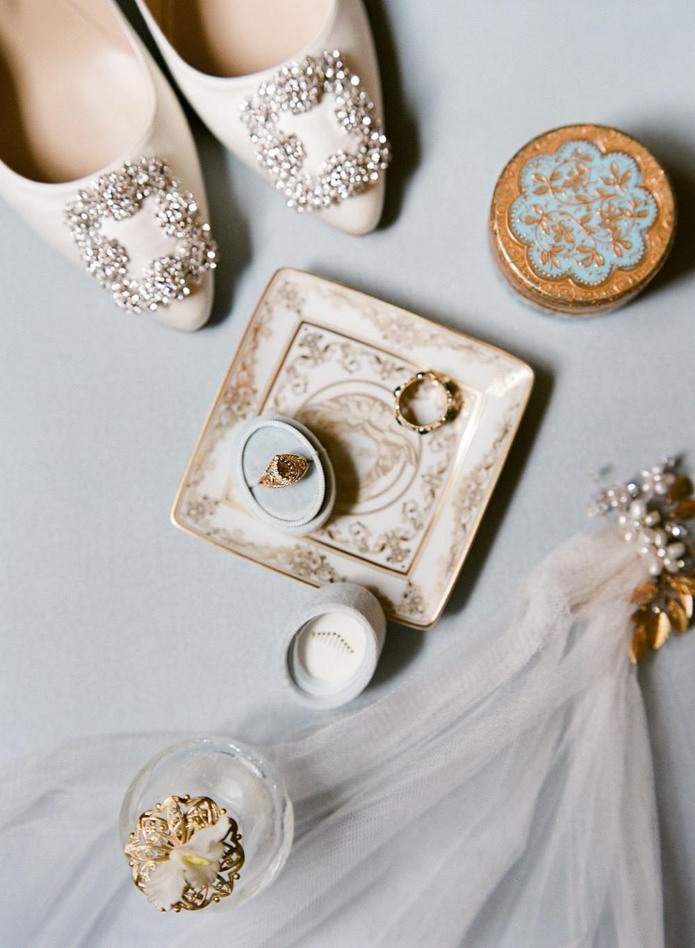 The Bride | Accessories